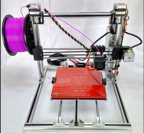 3D принтер Prusa I3 Aluma