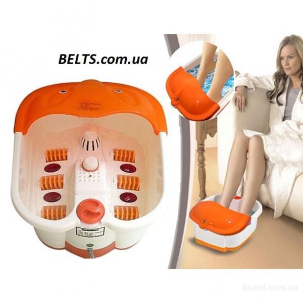 Купить.Массажная ванночка для ног Многофункциональный Footbath RF-368a1 (массажер для ног Фут Бас 368, гидромассажная ванночка)