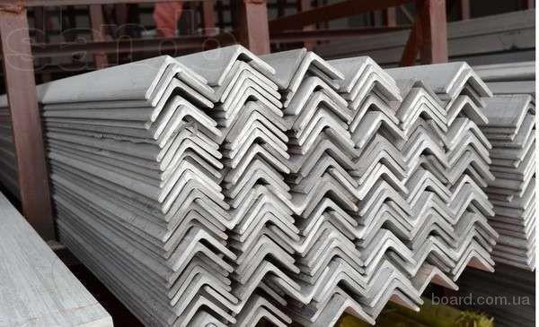 Уголок стальной 80x80х7 мм