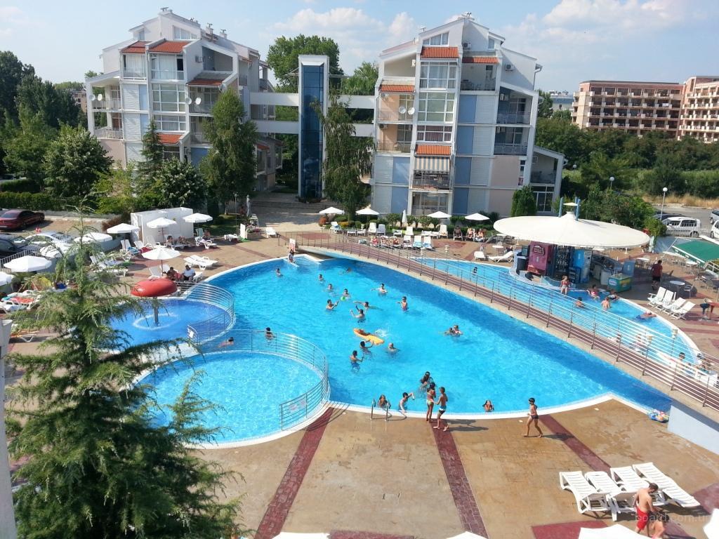 Отдых 2016 на курорте Солнечный берег в Болгарии. Апарт Отель Элит 2