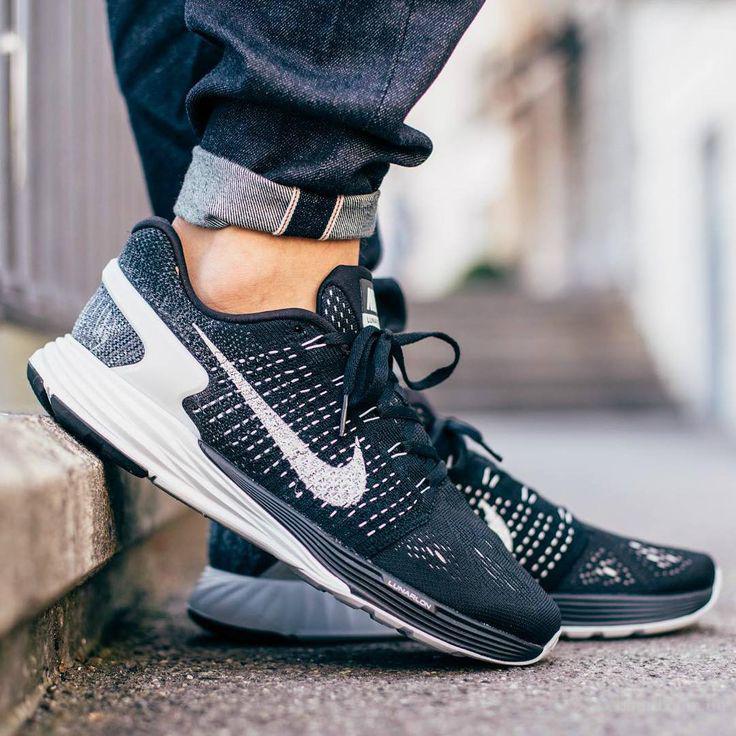Кроссовки мужские Nike Lunarglide 7 Black
