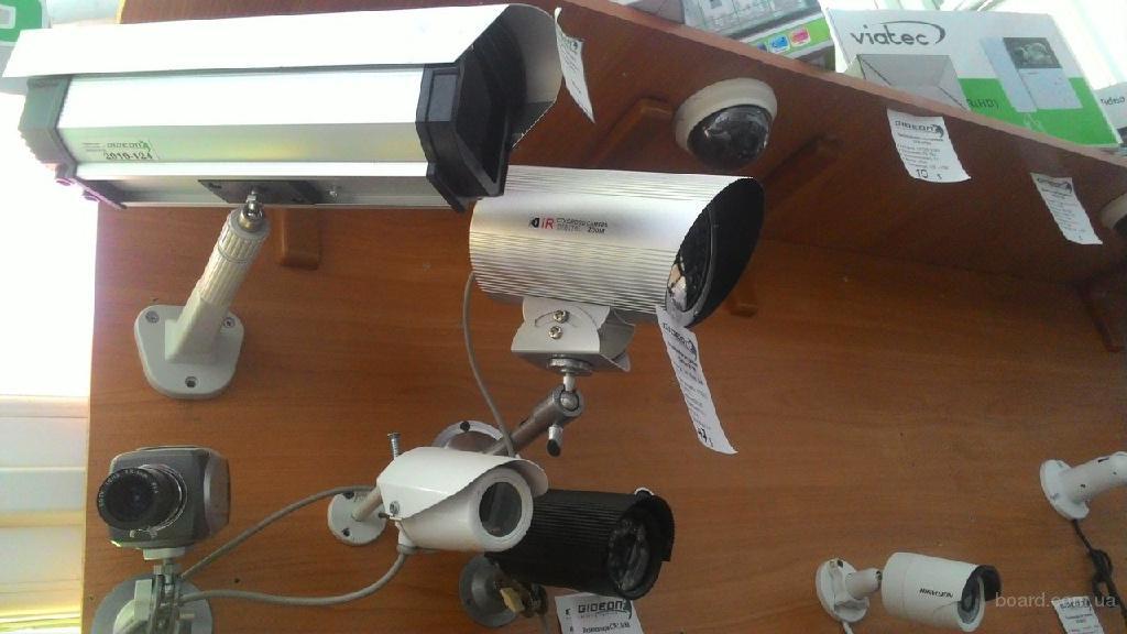 Наша компания рада предложить вам установку видеонаблюдения.