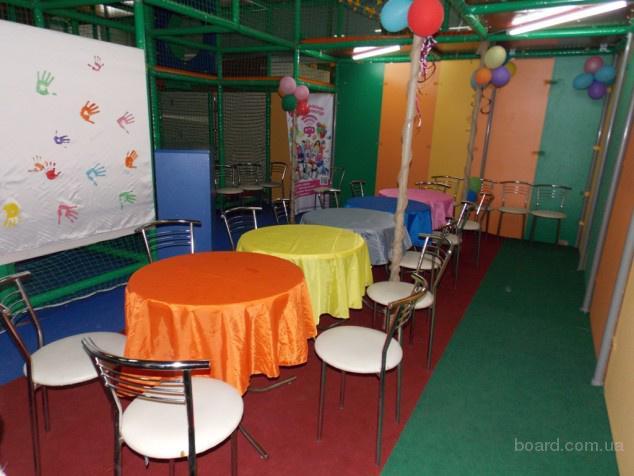 Праздничная комната «Фабрики Чудес» для детских праздников