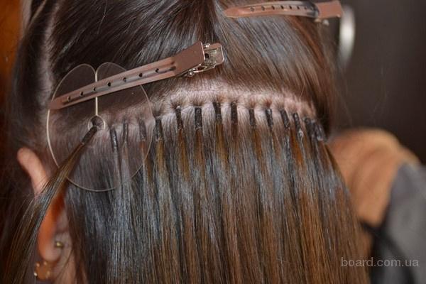 капсульное наращивание волос. перекапсуляция.
