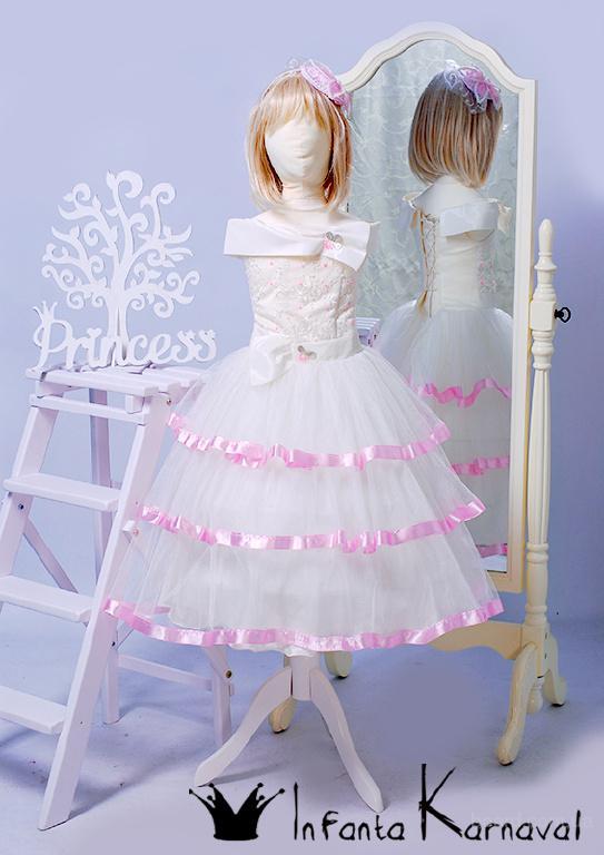 Прокат бальных платьев для девочек на выпускной