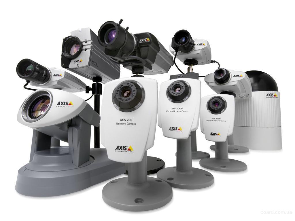 Установим Вам систему видеонаблюдения профессионально