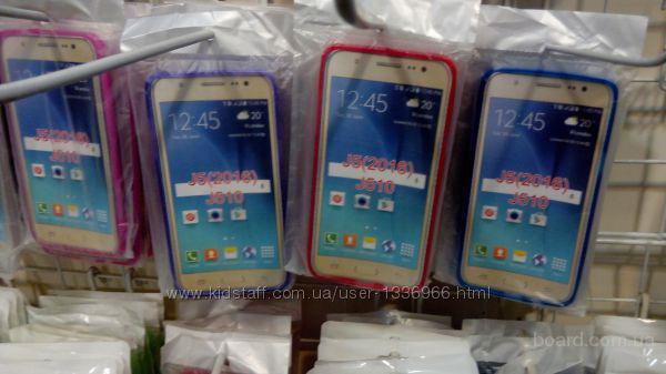 Чехол ультратонкий и стекло Samsung J510 J310   A710 (A7-2016)    A310 (A3-2016)   A510 (A5-2016) Подбор чехлов на всевозможные модели телефонов , пла