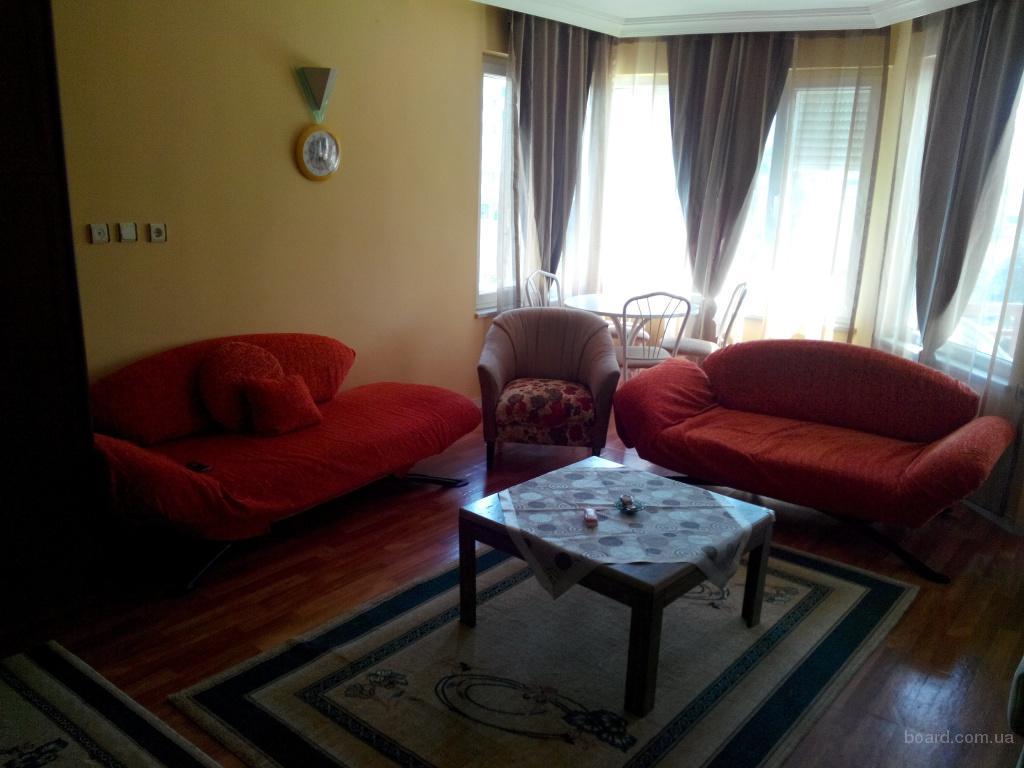 Предлагается квартира в аренду в Анталии район Лиман