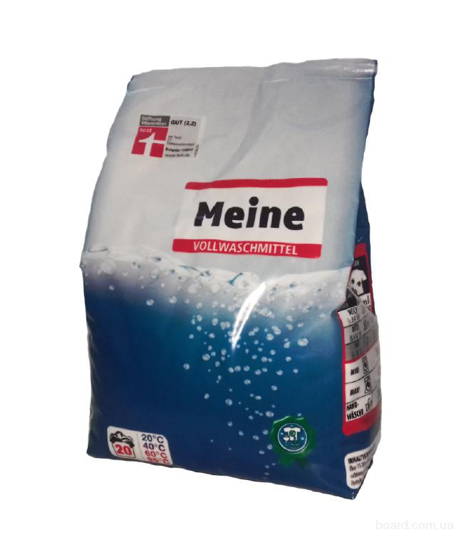 Стиральный порошок Meine Vollwaschmittel для белого белья (20 стирок)