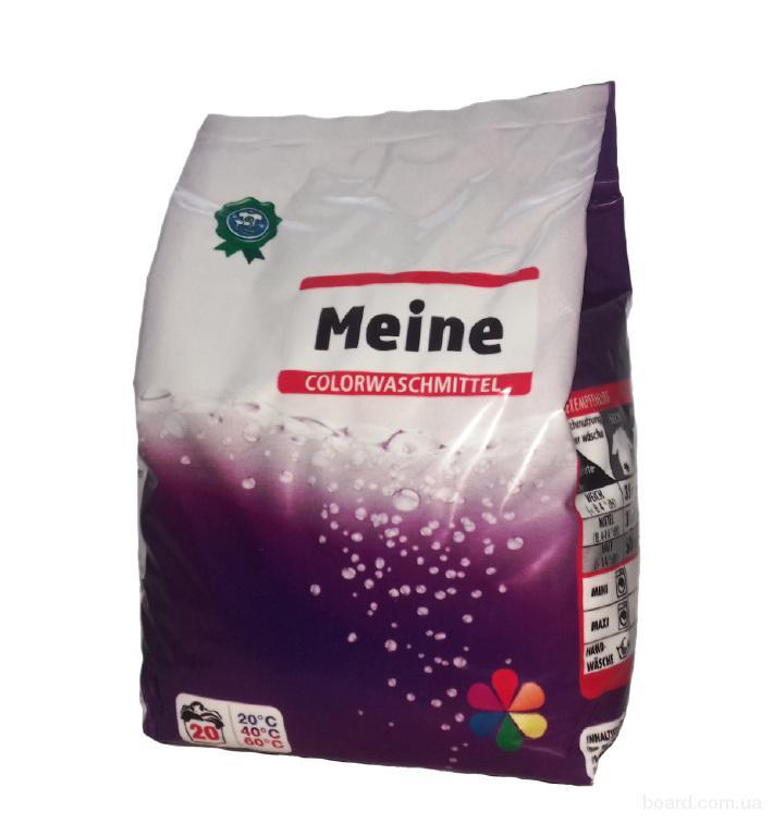 Стиральный порошок Meine Colorwaschmittel для цветного белья (20 стирок)