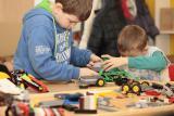 """Приглашаем всех любителей конструктора в детский Lego клуб """"Кубик"""""""
