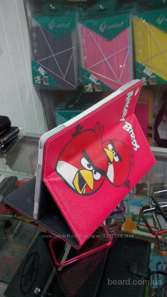 Angry Bird   Чехол и стекло iPad Air, 2    Подбор чехлов, аксессуаров, стекол, пленок