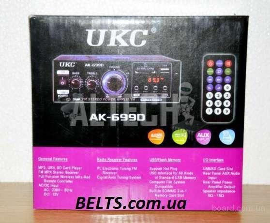 Киев.Усилитель звука AMP 699 UKC (звуковой усилитель УКС)