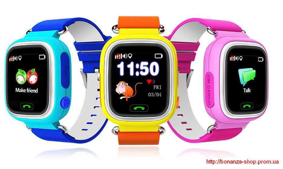 Детские Умные Часы с GPS трекером! Q50; Q60;Сотрудничество. Дропшиппинг.