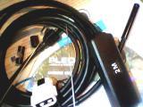 USB камера, эндоскоп технический 5,5мм (+магнит,крюк,зеркало,2СД,OTG каб.)