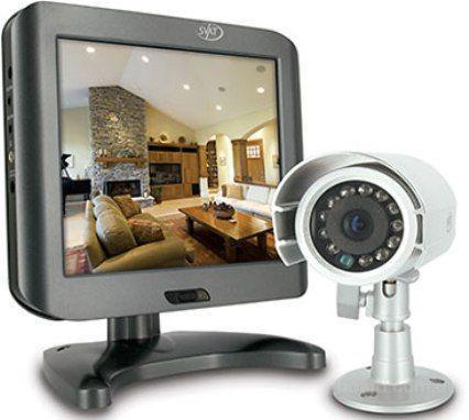 Монтаж и демонтаж систем видеонаблюдения.