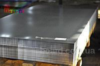 Оцинкованный стальной лист 1000х2000х0,65 мм