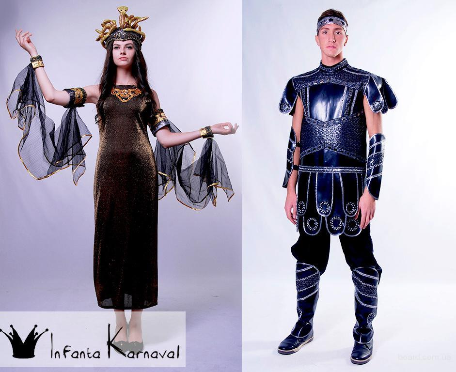 Прокат костюмов на Киев Комик Кон 2016