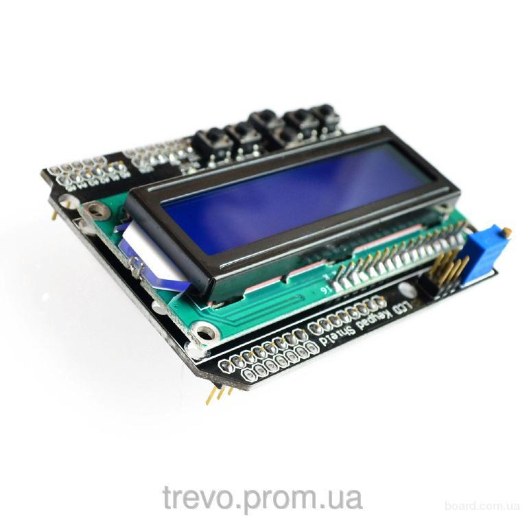 Дисплей modul LCD1602