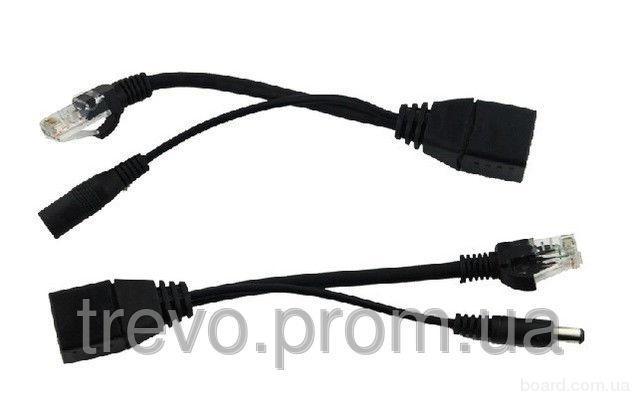 POE кабельный адаптор(пара)