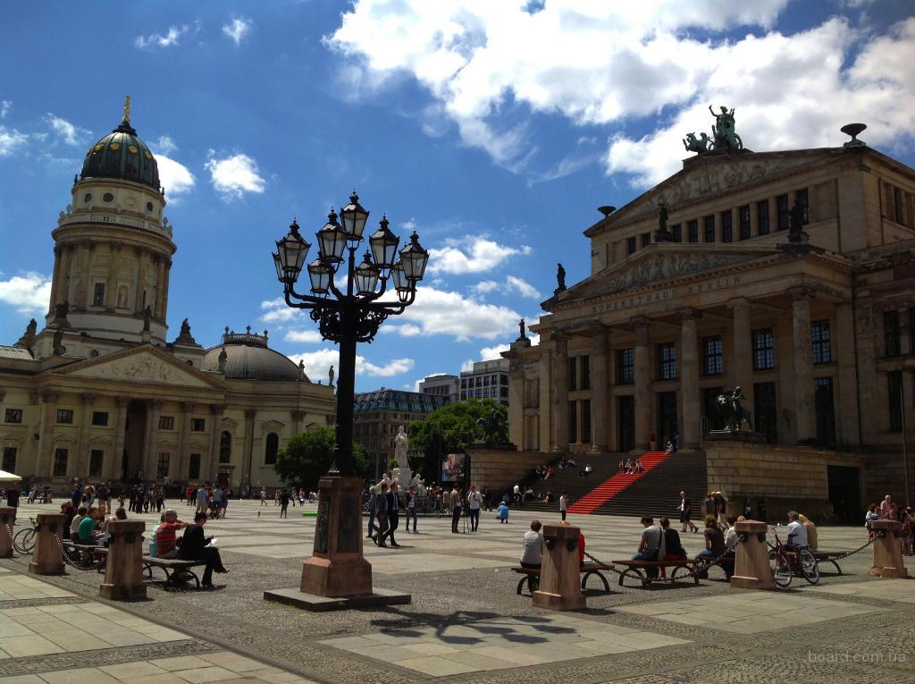 Экскурсия по Берлину на автомобиле