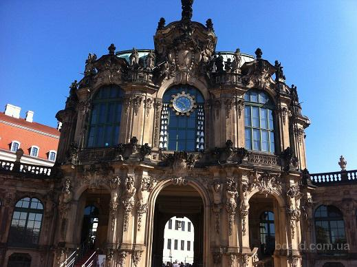 Экскурсия в Дрездене с Мариной Мюллер