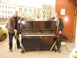 Пианино/фортепиано: транспортировка, подьем\спуск на этажи. Трезвые.