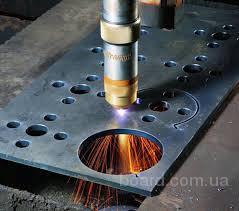 Лазерная резка листовой стали (черной и н/ж) на станках с ЧПУ.