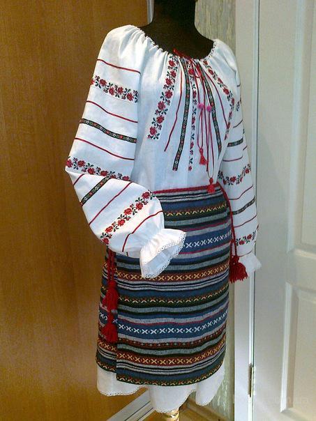 Пошив традиционной и эксклюзивной вышиванки