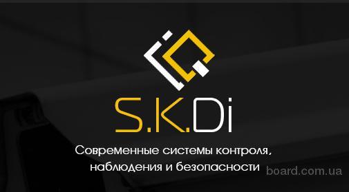 Установка видеонаблюдения в Сумах.IP видеонаблюение.