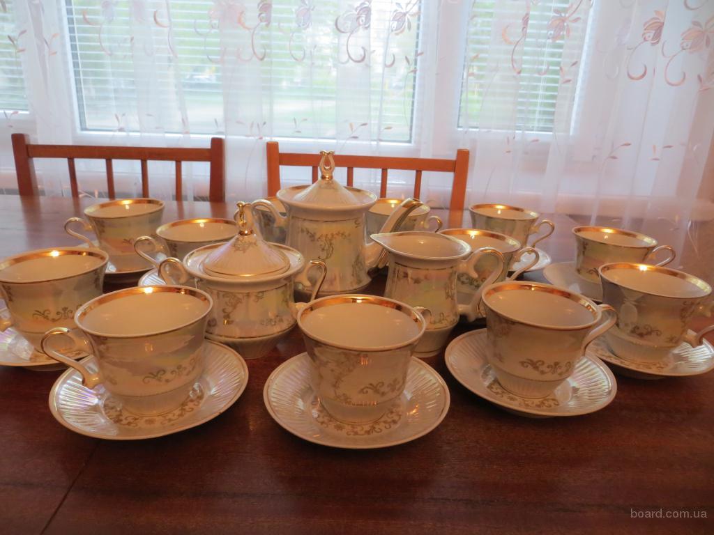 Сервіз чайний 12 перс