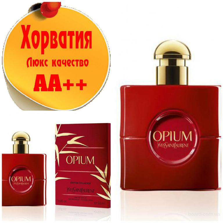 Yves Saint Laurent  Opium Edition Collectors  Люкс качество АА++! Хорватия Качественные копии