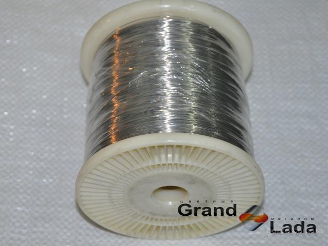 Проволока  Х23Ю5(фехраль) любого диаметра от 0,2 до 10мм, со склада в Киеве.
