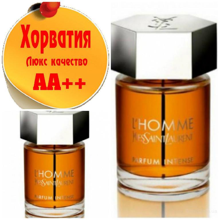 Yves Saint Laurent L'home parfum Intennse  Люкс качество АА++! Хорватия Качественные копии