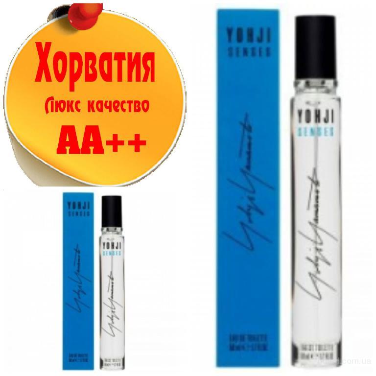 Yohji Yamamoto Yohji Senses (высокая синяя)  Люкс качество АА++! Хорватия Качественные копии