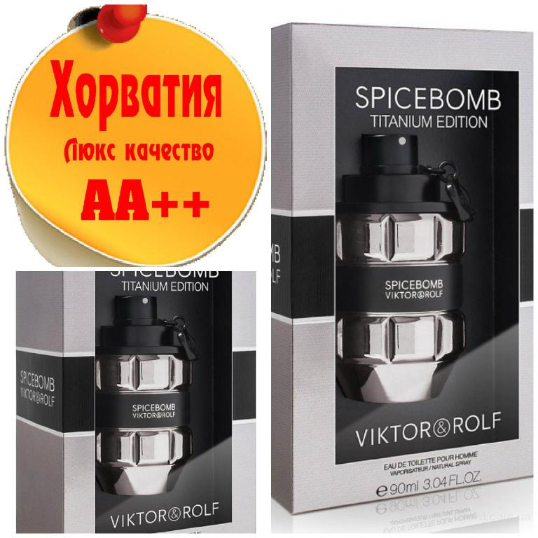 Viktor&Rolf Spice Bomb pour homme Люкс качество АА++! Хорватия Качественные копии