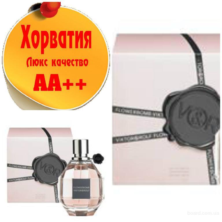 Viktor & Rolf Flower bomb Люкс качество АА++! Хорватия Качественные копии