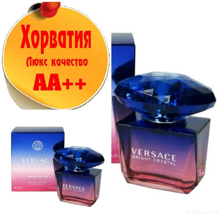 Versace Bright Crystal Limited Люкс качество АА++! Хорватия Качественные копии