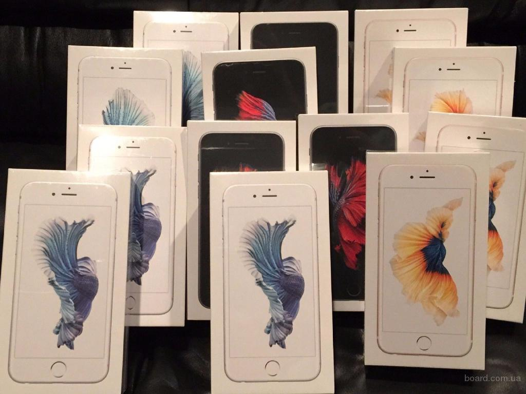 Apple iphone 6S Plus 128GB  Factory Unlocked