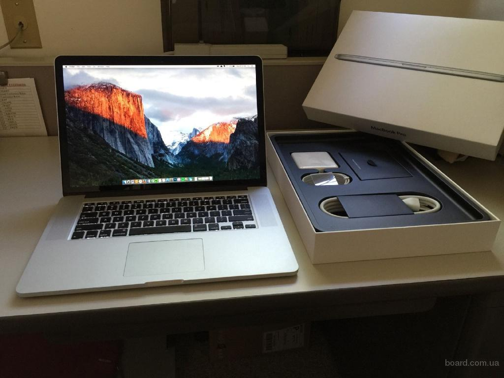 "Apple MacBook Pro 15"" Retina (ME664RU/A)"