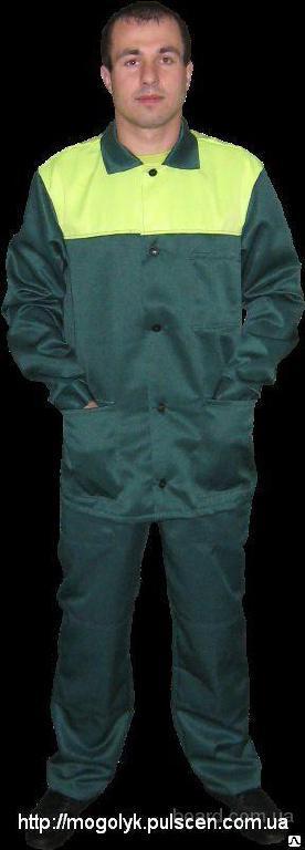 Спецодежда, рабочая одежда оптом от производителя