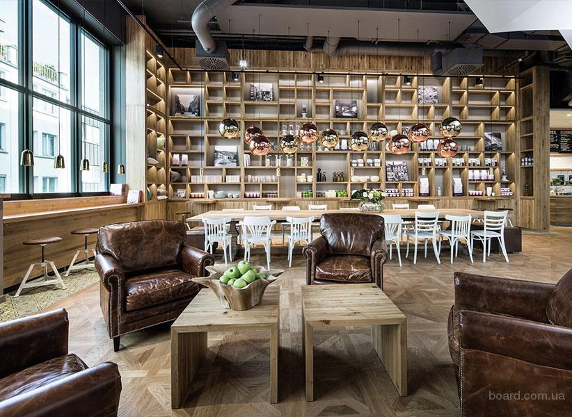 Мебель для кафе на заказ в России
