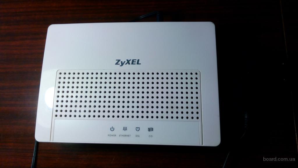 Продам модем VDSL ZyXEL P-871M