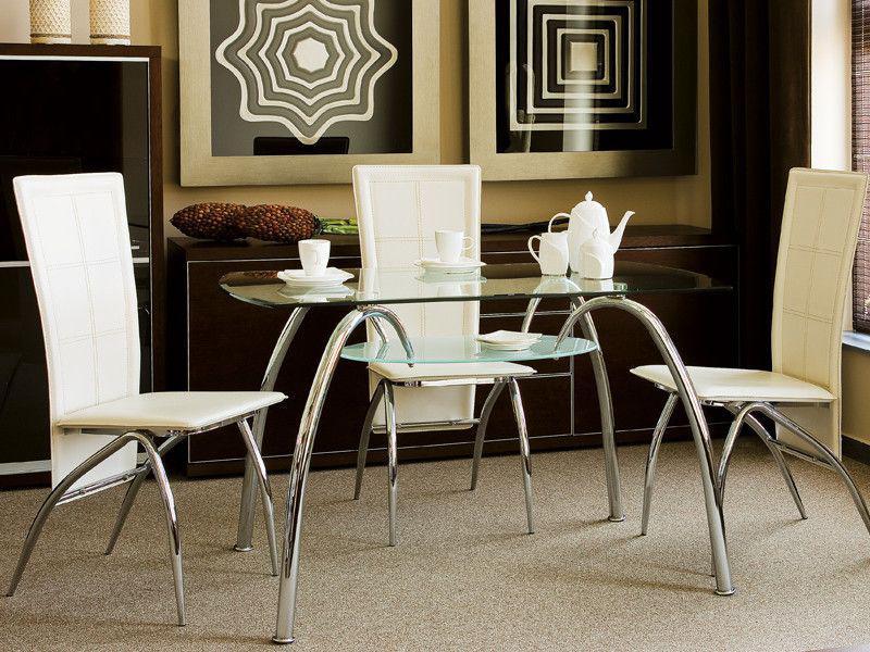 От 1200 грн. Стеклянные столы от польских производителей Halmar и Signal