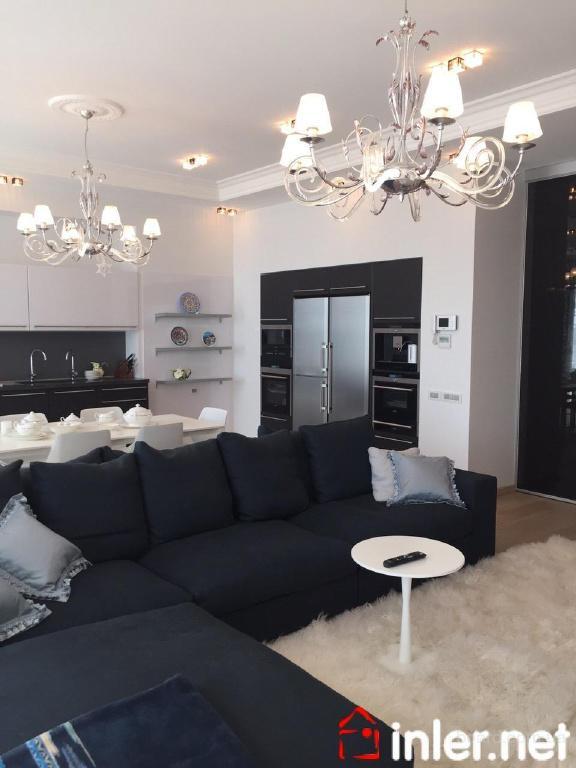 5721 Аренда современной квартиры, 4 комнаты, в элитном ЖК Арк Палас