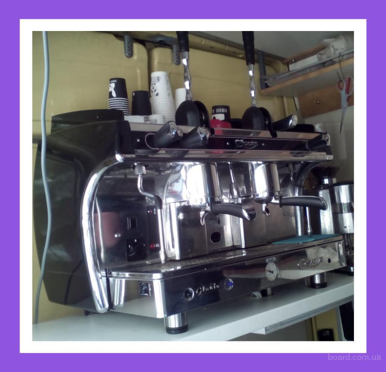 Продажа итальянской БУ Кофеимашины Astoria