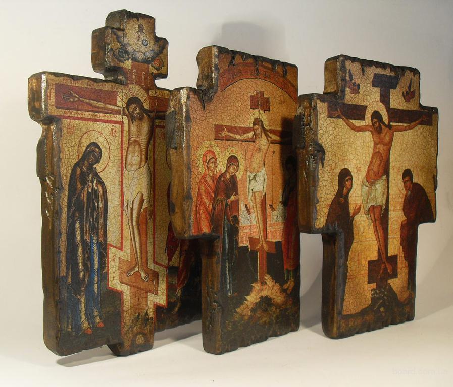 Копии крестов под старину