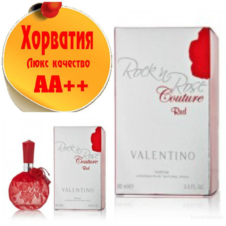 Valentino Rock`n`Rose Couture New RedЛюкс качество АА++! Хорватия Качественные копии