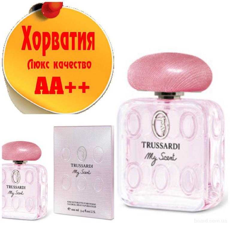 Trussardi My Scent Люкс качество АА++! Хорватия Качественные копии