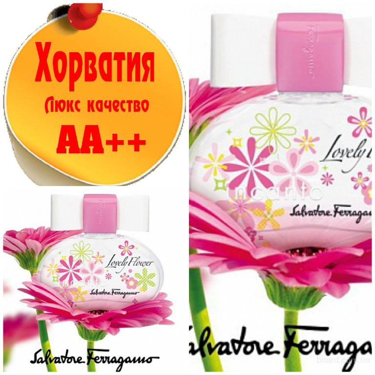 Salvatore Ferragamo Incanto Lovely Flower Люкс качество АА++! Хорватия Качественные копии